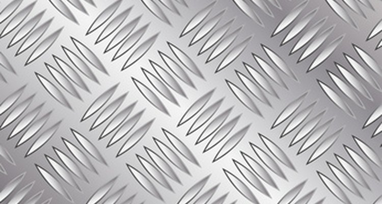 Stainless steel is an attractive metal alloy.