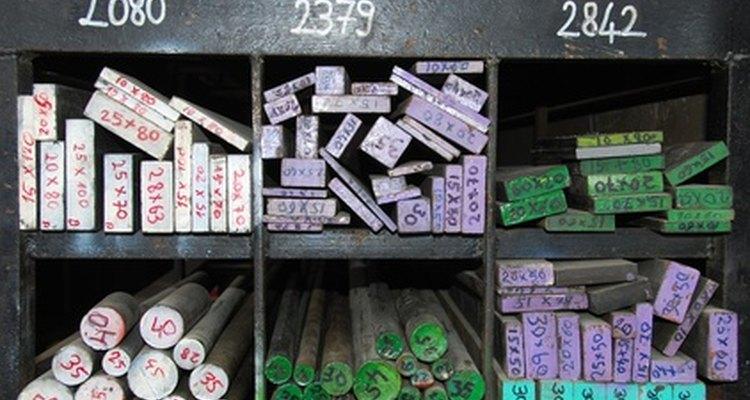 As barras de aço 1020 são apropriadas para uma variedade de aplicações