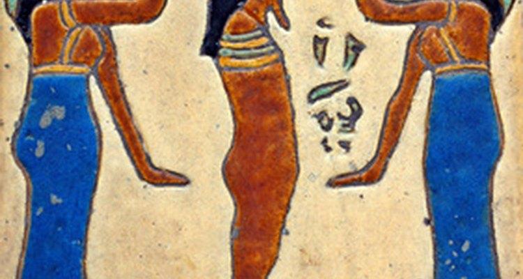 Artes egípcias