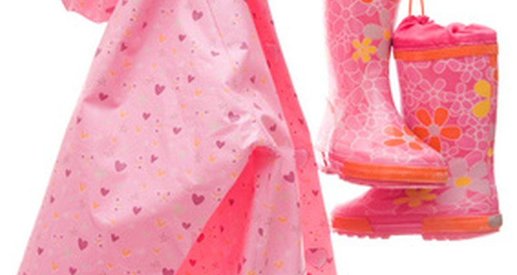Raincoats and rainboats are often made of Gore-Tex.