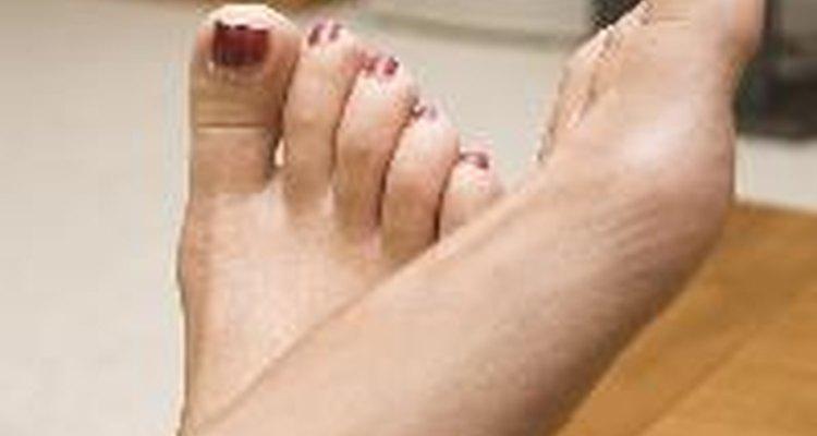 As coceira nos pés é comum em diabéticos