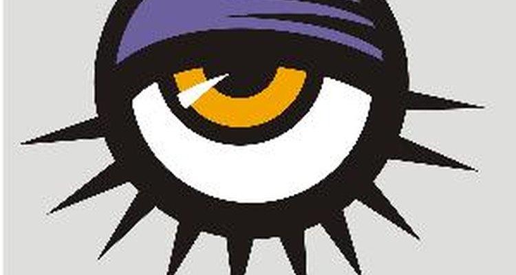 El olor de ojo usualmente es un síntoma de la conjuntivitis.