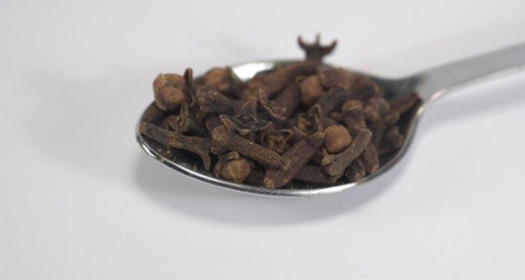O óleo de cravo é utilizado em muitos produtos odontológicos