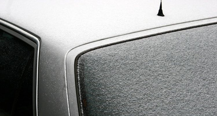 Antenna cables require a hole drilled through a vehicle's roof.