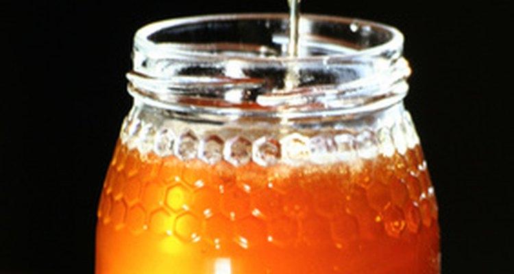 La miel hidratante natural.