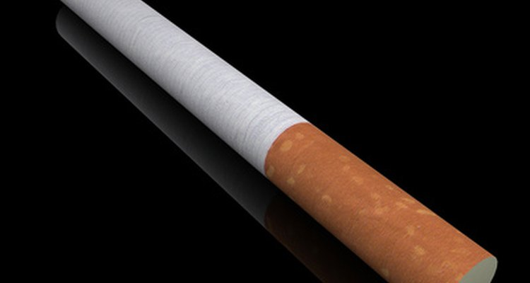 É possível adicionar mentol a um cigarro