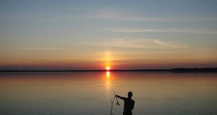 A pesca é uma ótima maneira de relaxar e rejuvenescer