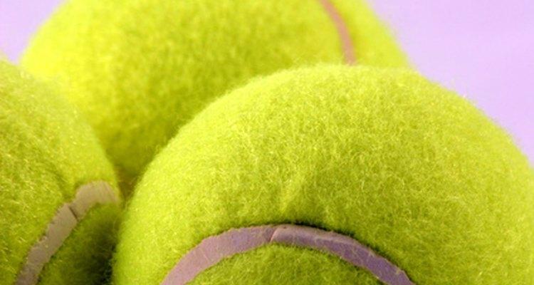 Bolas de tênis podem ser usadas para amaciar os edredons