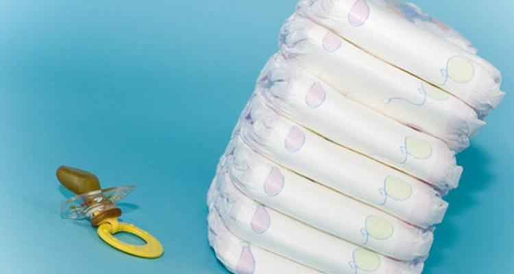 Los paños calientes ayudan a que el proceso de cambio de pañales sea más fácil.