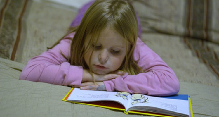 Learning to read is an important milestone for children.