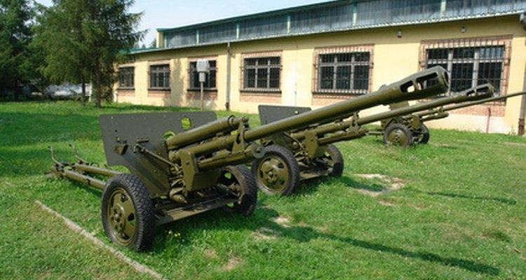 Cada unidad juega un rol especifico en la organización militar.