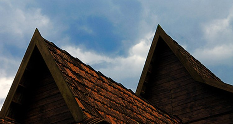 Creating a pitched roof has many benefits.
