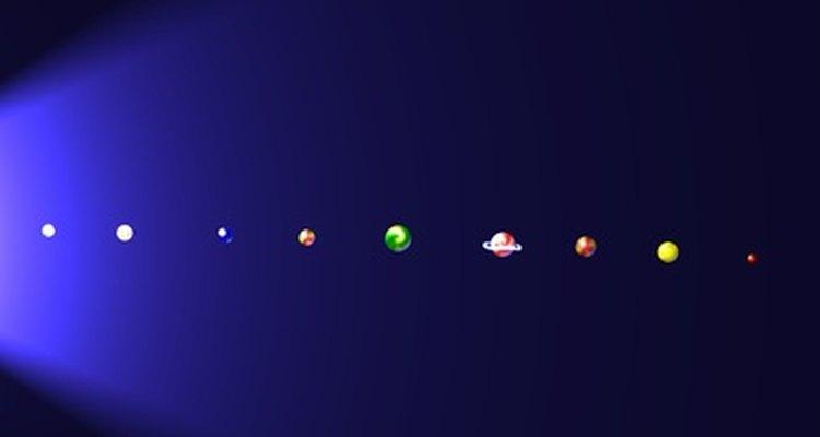 A física ajudou a revelar os mistérios do espaço