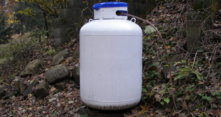 Os botijões de gás propano precisam ser descartados corretamente