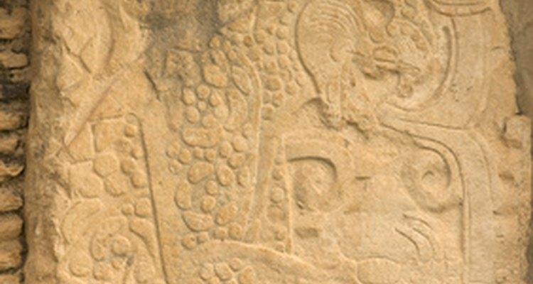 Os Maias inventaram um sistema complexo de escrita