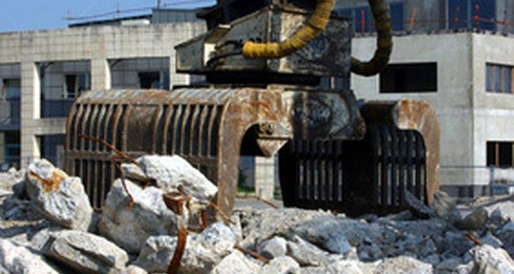Projetos de demolição necessitam de estimativas que possuem custos detalhados, precisos e razoáveis