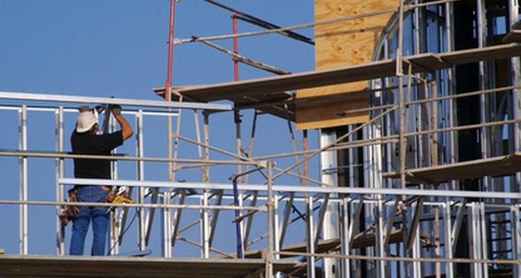 La industria de la construcción se compone de tres categorías principales.