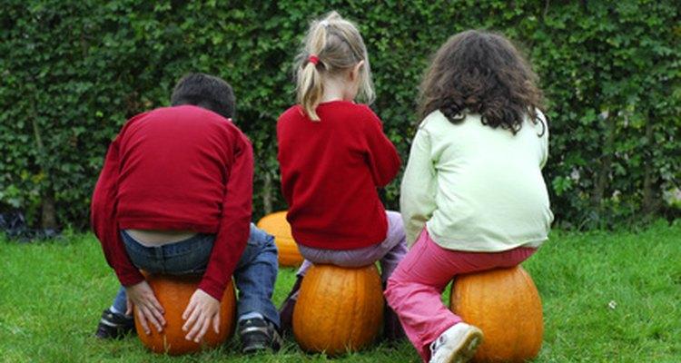 El Día de Acción de Gracias es el momento ideal para enseñarles a los niños sobre la importancia de ser agradecido