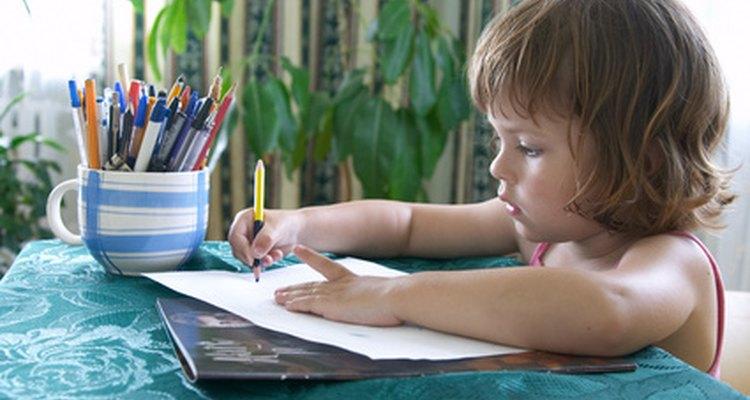 La etapa preescolar es decisiva para el desarrollo de los niños.