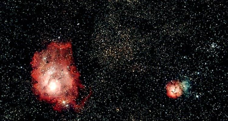 O hidrogênio é o elemento mais leve e abundante do universo