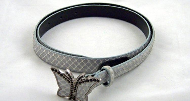 Las hebillas de cinturón hablan sobre la personalidad del que las usa.