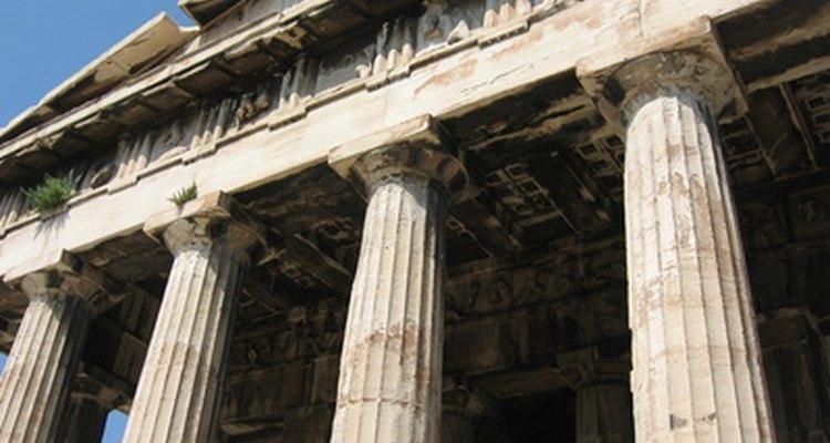 Los antiguos griegos conquistaron a Egipto e incorporaron  sus tradiciones.