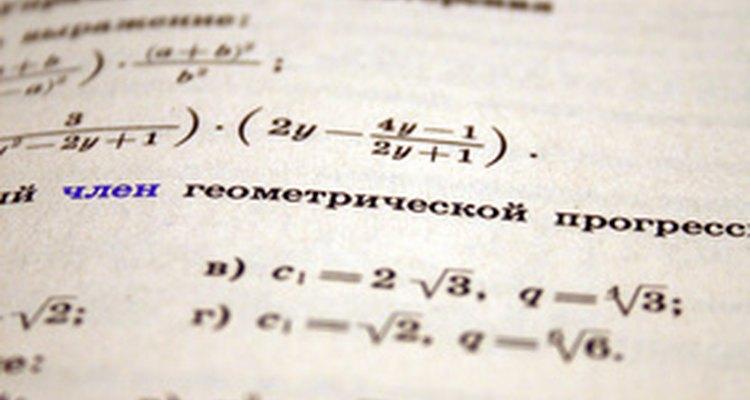 A subtração, como qualquer outra função matemática, é descrita através de certas propriedades fundamentais