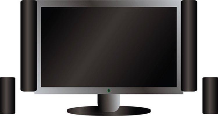 A água pode causar danos irreparáveis à uma TV LCD