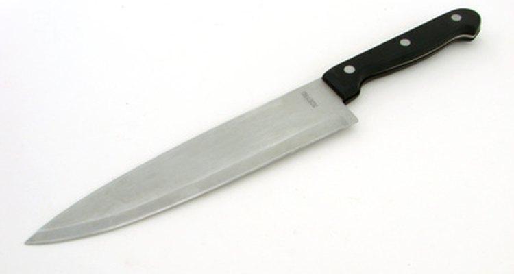 Un cuchillo desafilado puede ser más peligroso que uno afilado.