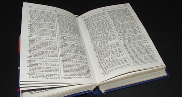 Ajude os alunos a criarem os próprios dicionários