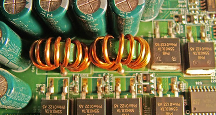 A varistor protects electronics from voltage surges.