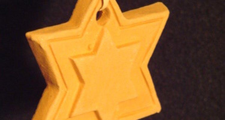 Los judíos eran marcados con la estrella de David amarilla durante el tercer Reich de Hitler.