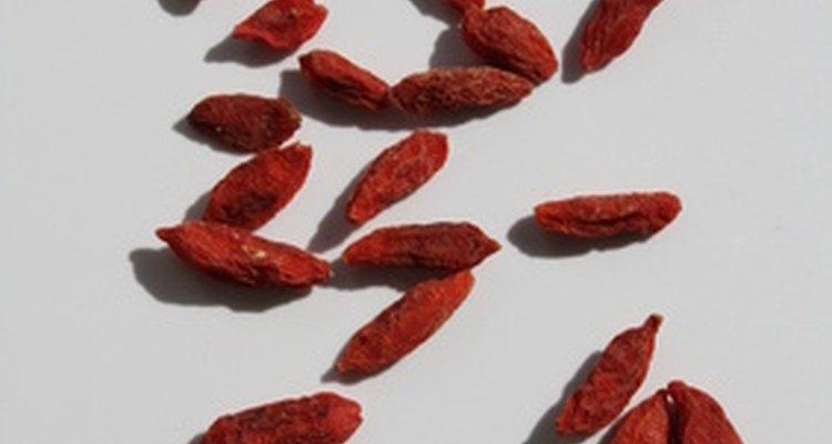 Las bayas de Goji sirven para preparar un exótico jugo que no sólo sabe bien, sino que hace maravillas por tu salud.