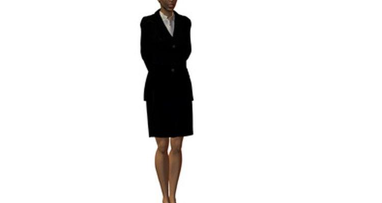 Uma das coisas mais importantes a serem lembradas é se vestir como uma dama
