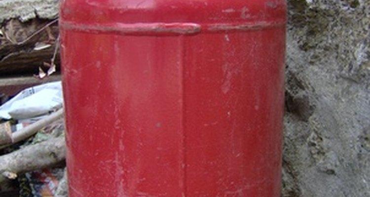 O gás MAPP queima em maiores temperaturas do que o propano