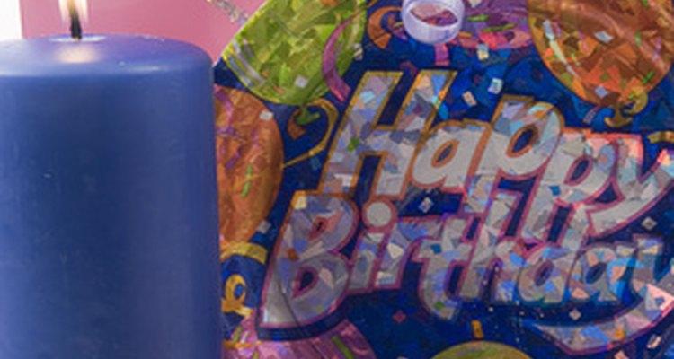 Organízales una fiesta bíblica de cumpleaños para tus niños.