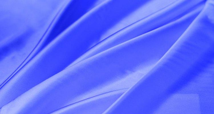 Imagen de tela de seda.