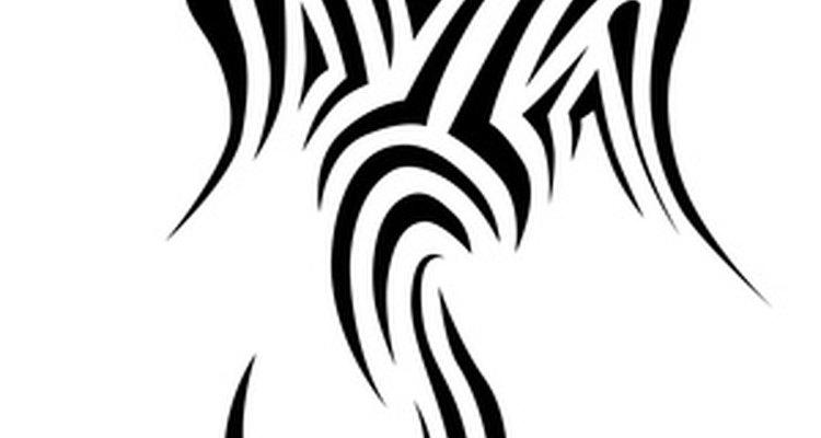 Tatuagem temporária sem usar henna