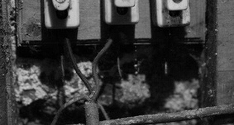 Revisa tu caja de fusibles o interruptores