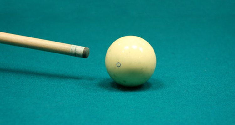 When shopping for a pool cue, know the kinds of tips available.