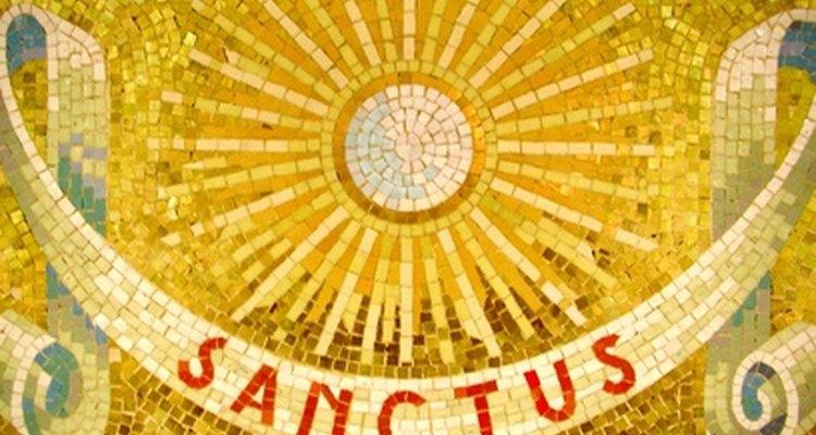 Los ministros de la eucaristía, que desempeñan tareas sagradas, deben vestirse de manera adecuada.