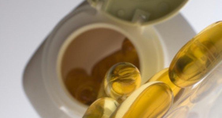 El omega 3 en forma de cápsulas es una manera sugerida para ser tomado diariamente.