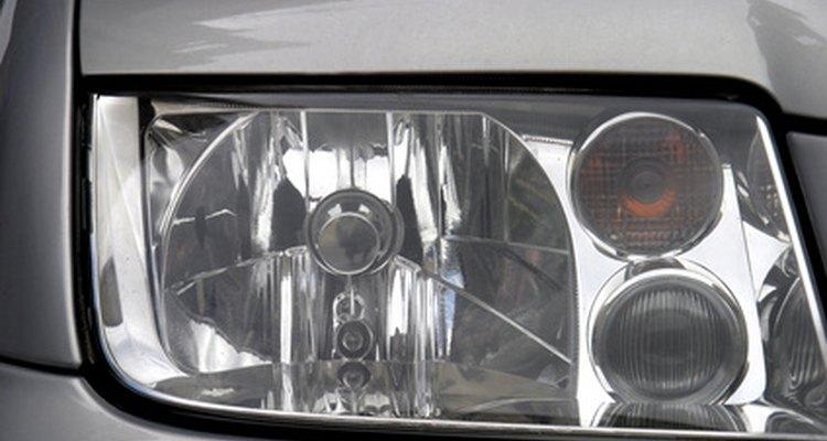 Las luces HID poseen su propio lente protector.