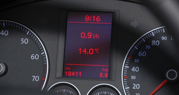 Se a luz do airbag ficar acesa, ele estará desativado