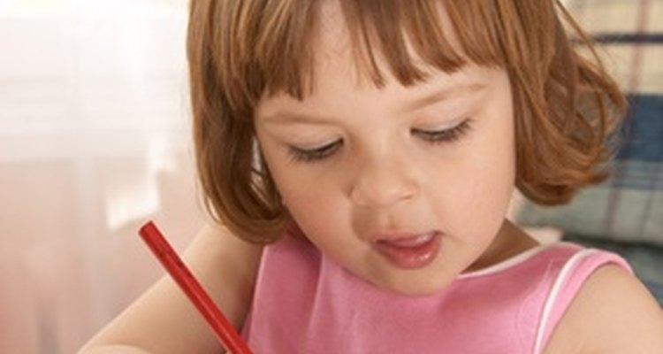 Um professor de maternal precisa ter vários materiais para ensinar as crianças