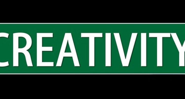 Panfletos de cuidador eficazes requerem criatividade