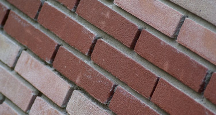 Good bricklaying requires experience and skill