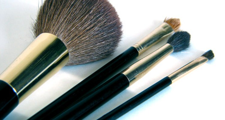 Depending on the type of foundation you have, you may want to use either brushes or your hands to blend the colour.