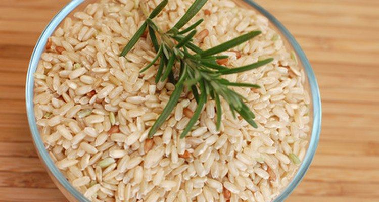 Brown rice is a complex carbohydrate.