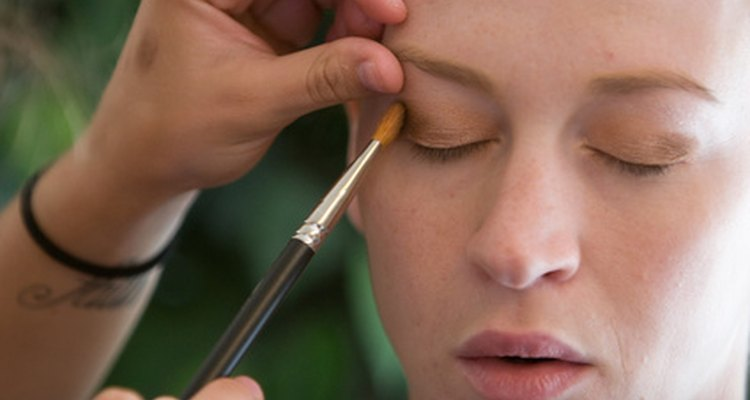 Maquiagem teatral
